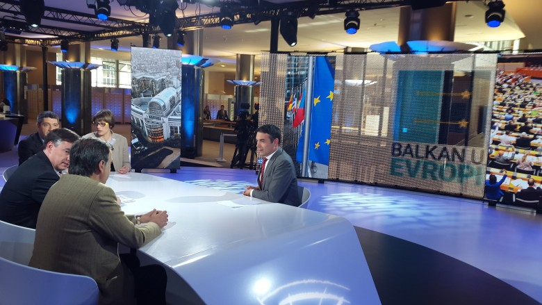 """The Balkans in Europe TV Debates- """"Rule of Law in the Balkans- Mission Impossible? -The EU integration Process and the Fight against Corruption in the Balkans -- Trends and Perspectives"""""""